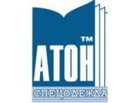 Логотип Атон-спецодежда
