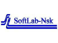 Логотип СофтЛаб-НСК, ЗАО