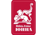 "Логотип Мебель-ателье ""Юнна"", ИП Крючков Н.П."