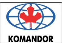 Логотип Командор-Сервис, ООО