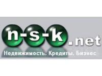 Логотип НСК Интернет, ООО