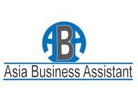 Логотип Asia Business Assistant, компания внешнеэкономической деятельности