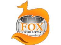 "Логотип ""Fox"" Салон меха"
