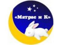 Логотип Матрас и К, магазин матрасов и товаров для сна