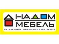 Логотип Надом Мебель - федеральный интернет магазин мебел