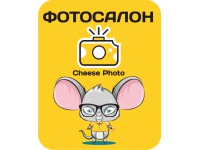"Логотип Фотосалон ""Cheese photo"""