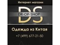 Логотип DR-OP-SHOP