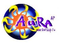 """Логотип Мини-отель """"Апартаменты Аура"""""""
