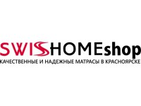 Логотип SwissHome shop