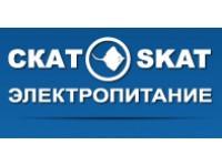 Логотип Скат Электропитание