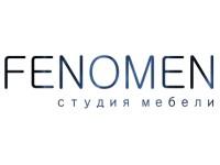 Логотип Феномен Студия мебели