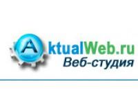 Логотип Веб-студия AktualWeb