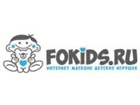 Логотип Fokids.ru интернет-магазин детских игрушек