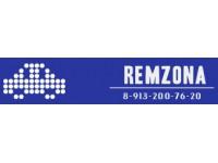 Логотип Remzona, СТО