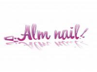 Логотип Almond nail
