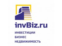 "Логотип ""Инвестиции и Бизнес"" Агентство по привлечению инвестиций, продаже бизнеса и активов."