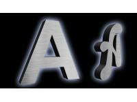 Логотип Световые буквы Онлайн