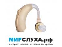 Логотип Мир Слуха, ООО