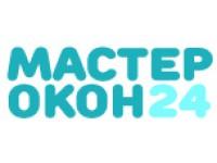 Логотип Мастер Окон 24