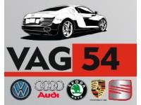 Логотип VAG54