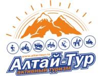Логотип Туристическая компания «Алтай-тур»