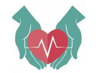 Логотип Алмедтех – медицинская техника для дома