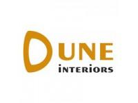 Логотип DUNE interiors