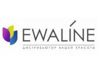 Логотип «EWALINE» дистрибьютор вашей красоты!