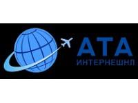 Логотип АТА Интернешнл